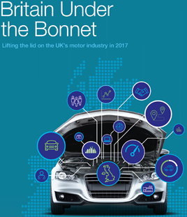 Britain Under The Bonnet Close Brothers report cover 2017
