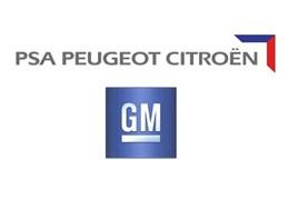 PSA GM logos