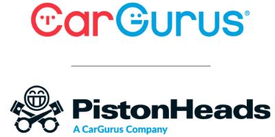 CarGurus Pistonheads logos