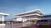 Cotswold Motor Group BMW Cheltenham exterior visual 2015