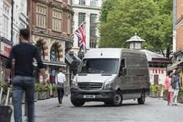 Mercedes-Benz Vans introduces 0%APR finance