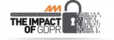 AM Data Protection Conference 2018 - The Impact of GDPR logo