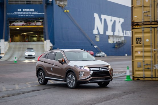 Mitsubishi Eclipse Cross Ready For First Dealer Deliveries Car - Mitsubishi dealerships