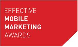 Effective Mobile Marketing Awards logo