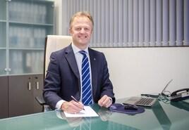 Endeavour Automotive chief executive John Caney