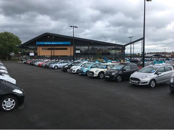 Car Dealer Exeter
