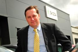 Progress managing director Terence Byrne