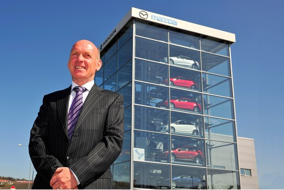 Steve Hodgson, managing director, Hodgson Newcastle