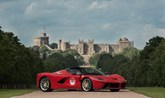 Ferrari 70th celebration Windsor Castle