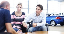 Dealer showroom finance