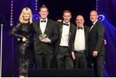 Fix Auto Wrexham at the British Bodyshop Awards