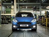 The 2017 Ford Fiesta ST