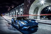 The 2016 Ford GT supercar