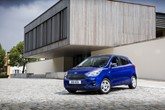 The new Ford Ka+