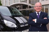Former Ford of Britain managing director Andy Barratt