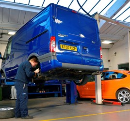 Ford Launches National Fixed Price Car Servicing Car Manufacturer News