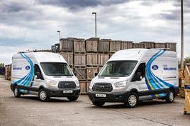 Ford Mobile Service Vans 2017