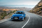 2018 Audi RS 4