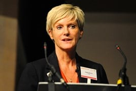 Angela Barrow, managing director of motor service plans UK and Europe, Emac