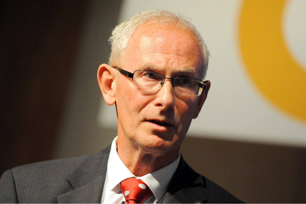 Charles Eveson, managing director, Kernahan Service