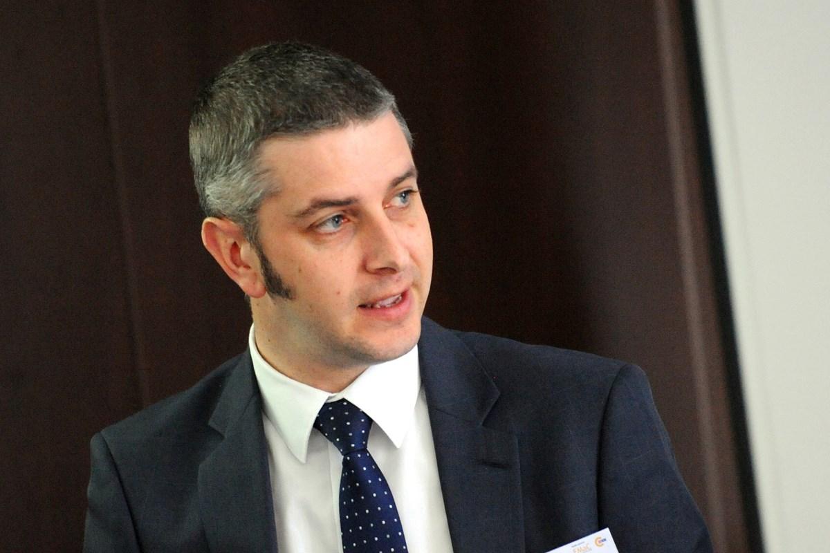 Tom Kirkham, Mercedes-Benz divisional director, Sytner