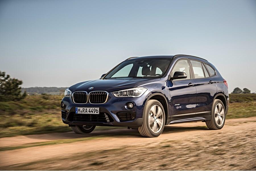 BMW's new X1.