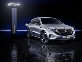 Mercedes-Benz EQC EV SUV