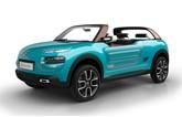 Citroen Cactus M Concept Car 2015