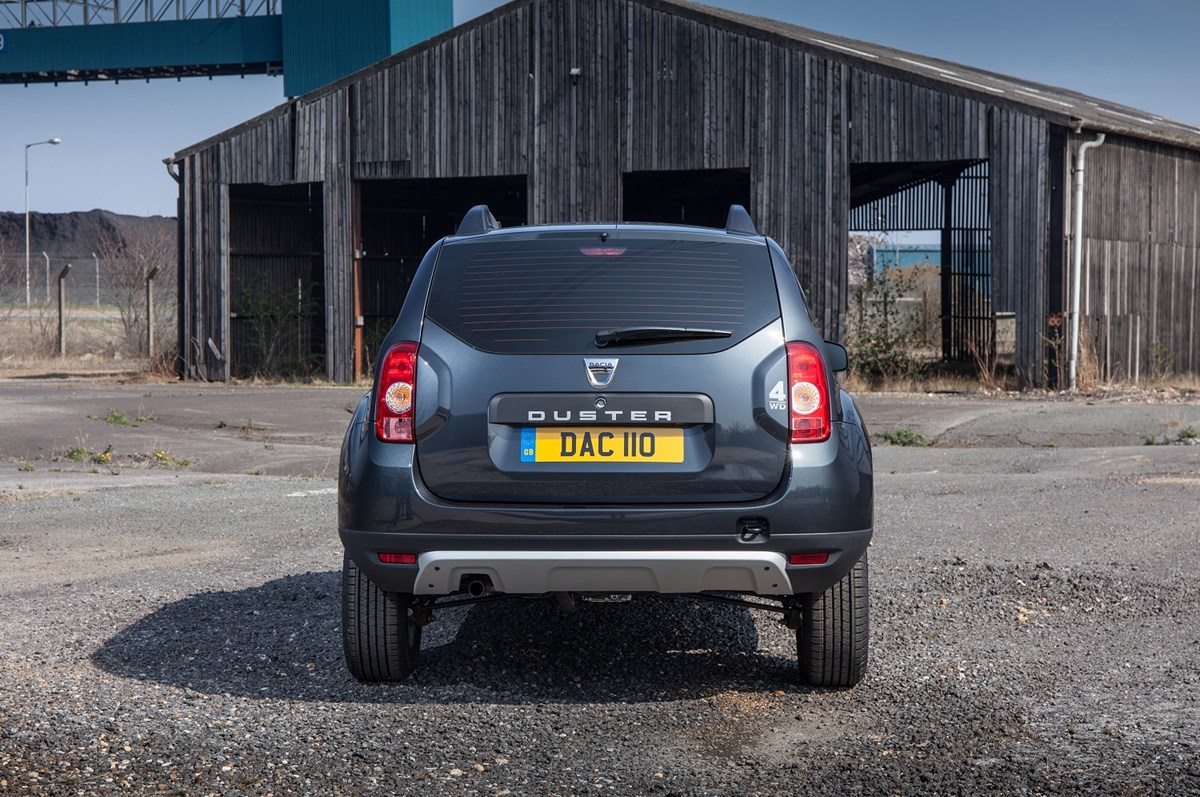 Dacia Duster Commercial 2015