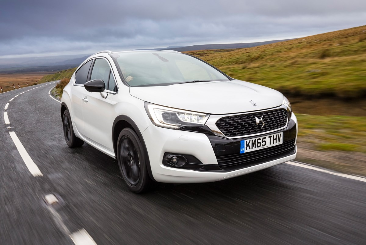 DS 4 Crossback (2016)