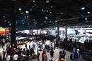 Frankfurt Motor Show 2019 stands and visitors