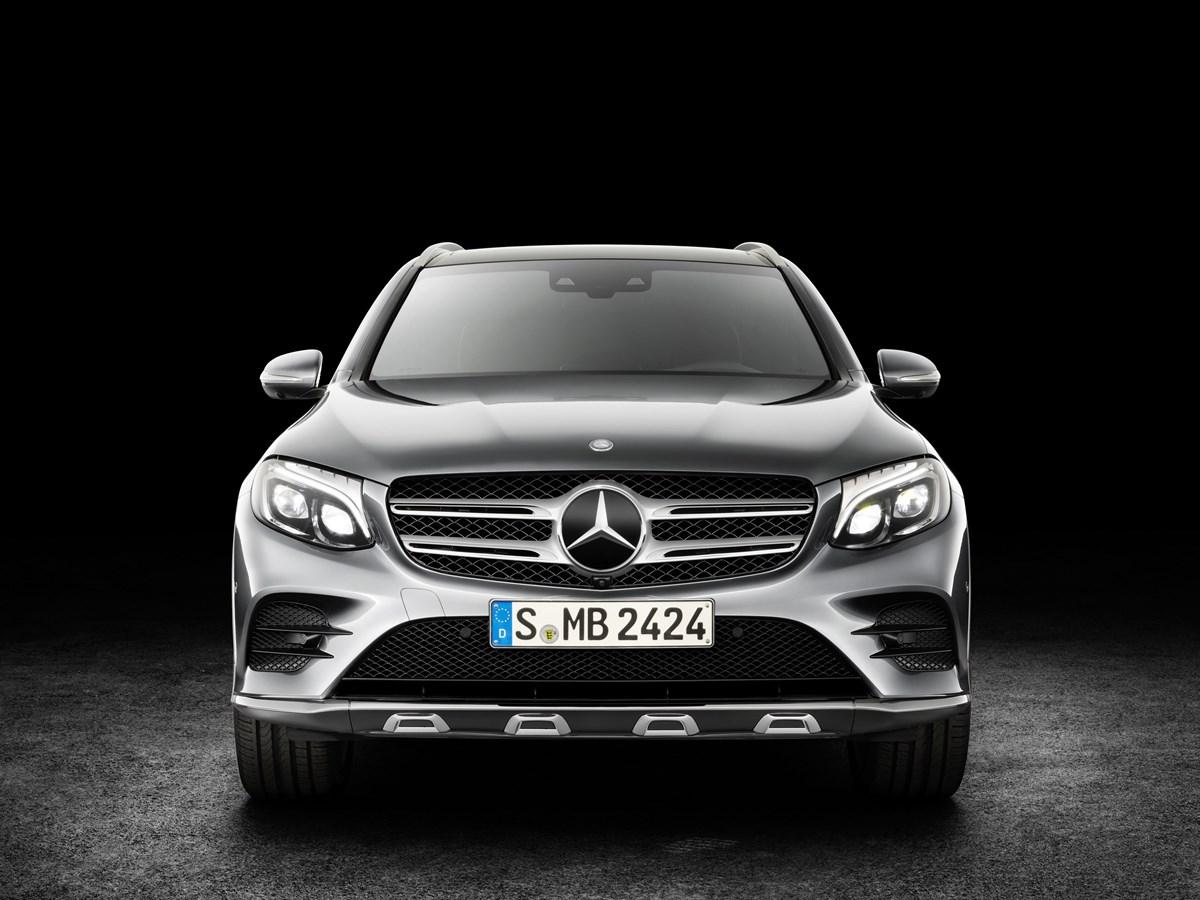 Mercedes-Benz GLC SUV 2015