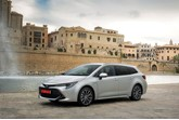 Toyota's Corolla Wagon hybrid