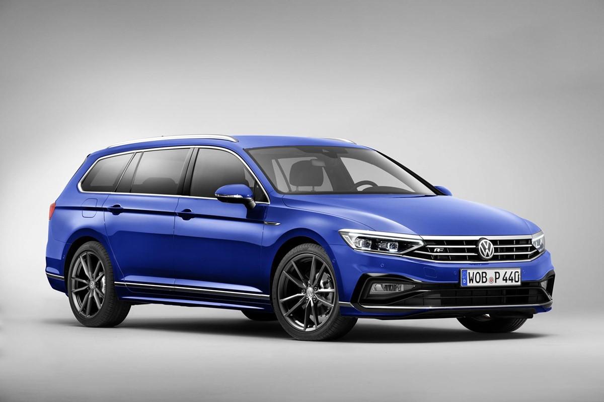 Pictures: 2019 Volkswagen Passat | Car galleries