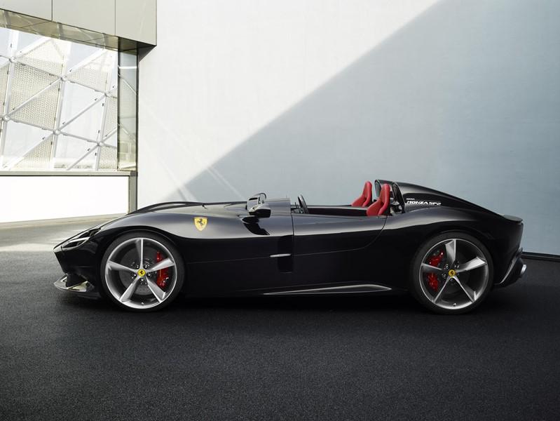 Pictures Ferrari Monza Sp1 And Sp2 2018 Car Galleries