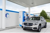 Mercedes-Benz GLC F‑CELL