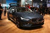 Volvo V60 at Geneva Motor Show 2018