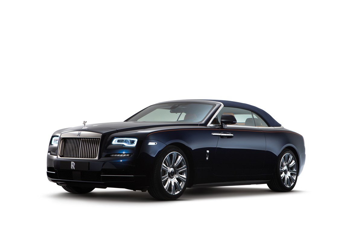 Rolls-Royce Dawn 2015
