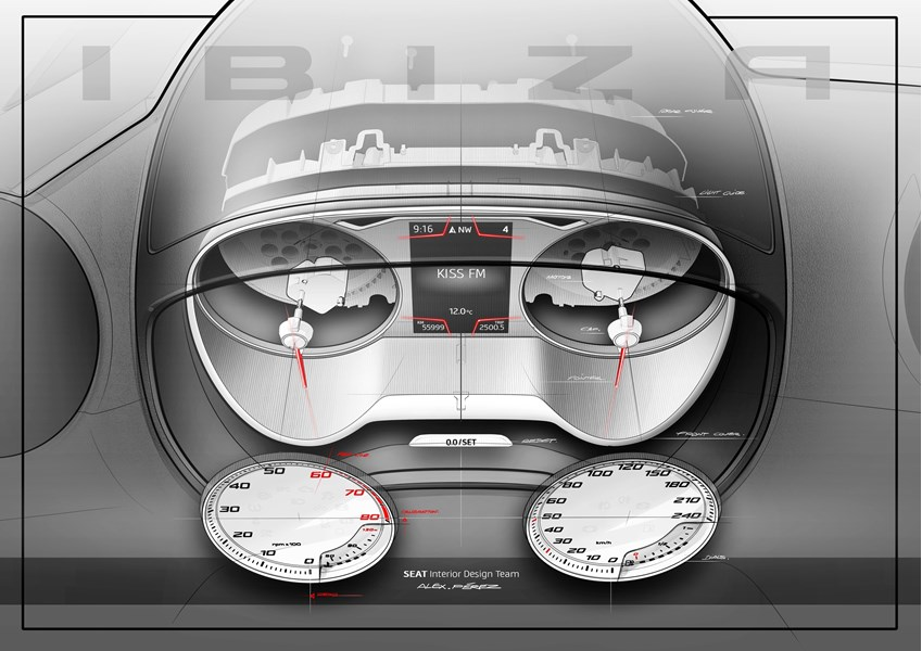 Seat Ibiza 2015