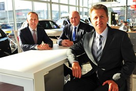 Motorline Group's senior leadership team
