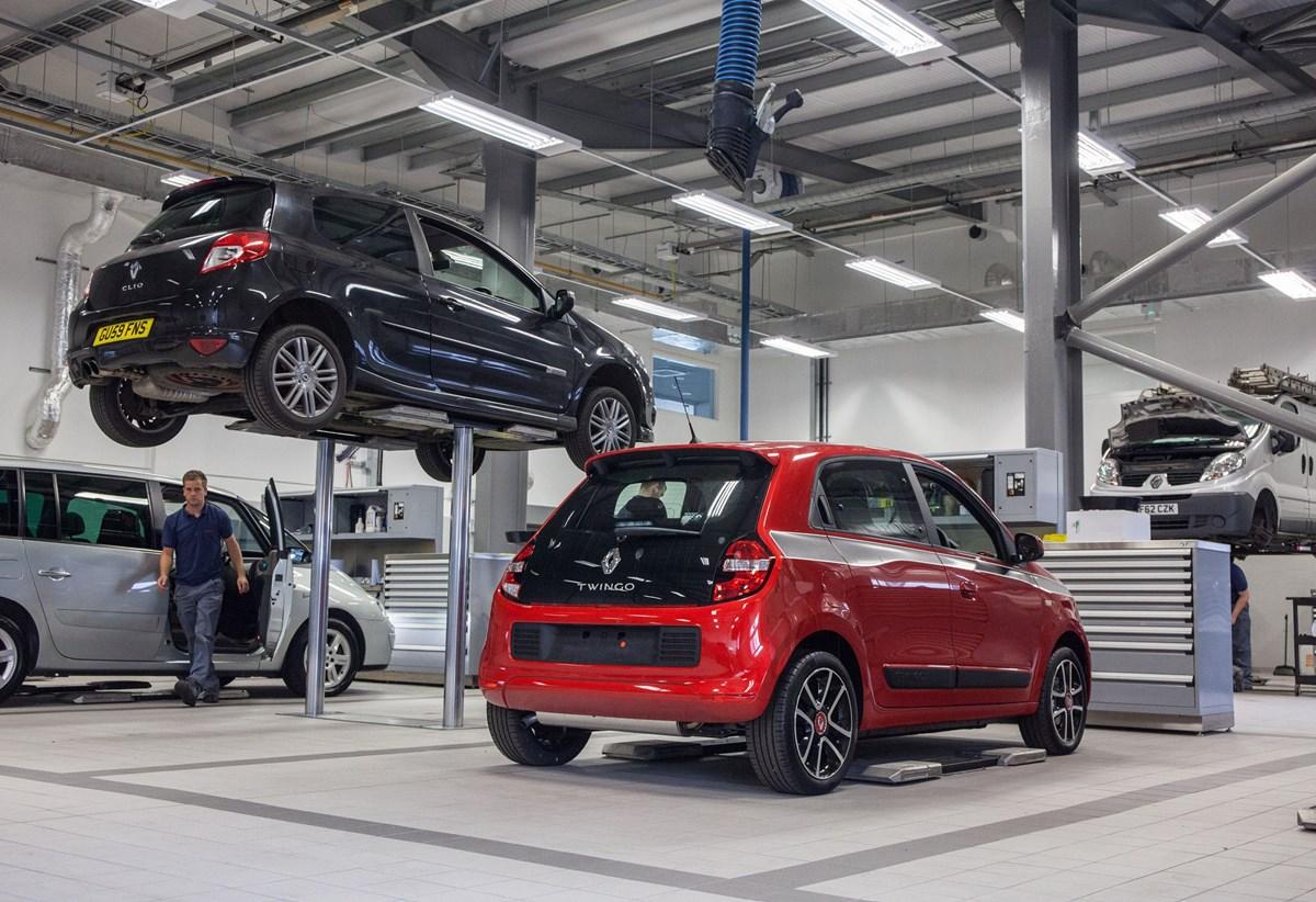Motorline Renault Dacia Maidstone 2015 Gary Obee