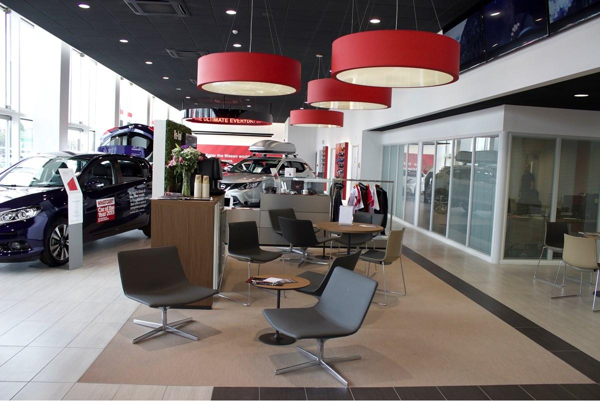 Nissan's retail concept-2015