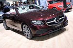 Mercedes-Benz E Class Convertible
