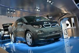 BMW i3 electric vehicle (EV)