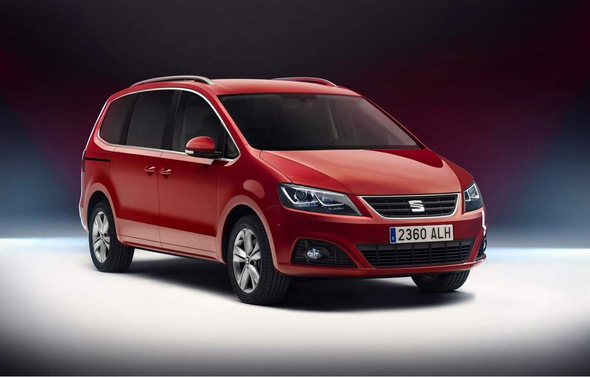 Seat Alhambra (2015) [Gallery]