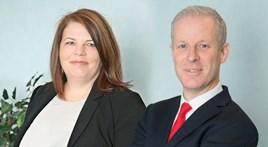 Sally Germain and Stuart Hodson - 2017