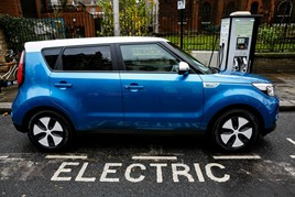 Go Ultra Low: electric car
