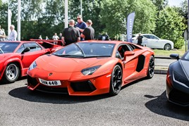 H.R. Owen's Lamborghini Manchester Supercar Sunday
