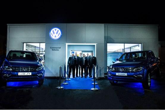 New home: Hatfield's Volkswagen Van Centre