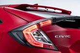 Honda Civic 2017 rearlight